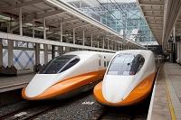 台湾 左営駅 新幹線