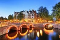 オランダ アムステルダム ケイザー運河