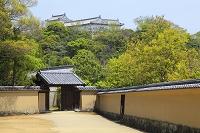 兵庫県 好古園と姫路城の長局