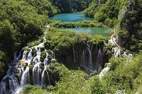 クロアチア プリトヴィッツェ国立公園