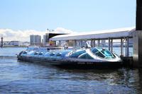 日の出桟橋 観光船ホタルナ