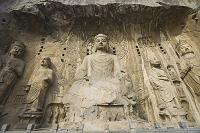 中国 洛陽 龍門石窟