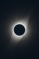 2019年の南米の皆既日食 コロナ