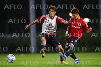 サッカー:ユース日本代表