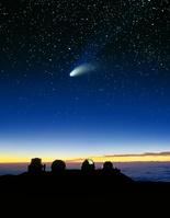 ハワイ マウナケア 天文台