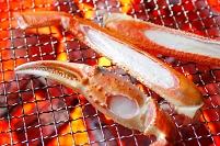 焼きずわい蟹