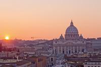 イタリア ローマ サン・ピエトロ大聖堂