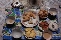 モンゴルの伝統料理