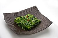 京みぶ菜の漬物