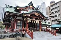 東京都 水天宮(改修前)