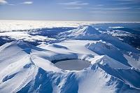 ニュージーランド 雪山