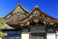 京都府 二条城 二の丸御殿 遠侍と車寄(施設名)