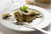 ポルチーニ茸の料理
