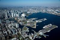 大桟橋ふ頭 客船 セレブリティ・ミレニアム より横浜港 みな...