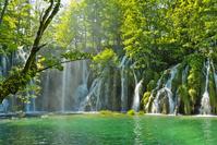 クロアチア ダルマチア プリトビチェ国立公園