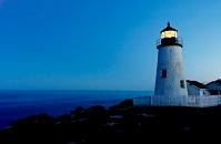 アメリカ合衆国 ブリストル 灯台