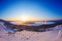 北海道 美幌峠 屈斜路湖
