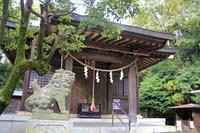 東京都 白山神社