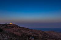ヨルダン マダバ ネボ山 ヨルダン渓谷