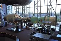 スミソニアン国立航空宇宙博物館・宇宙船ドッキング