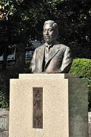 宮城県 志賀潔の胸像