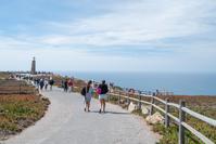 ポルトガル シントラ ロカ岬