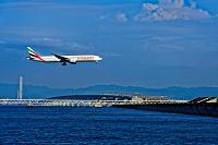 大阪府 関西国際空港 ボーイング777