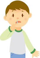 風邪-鼻水-男の子