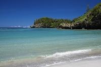 小笠原諸島の父島 小港海岸