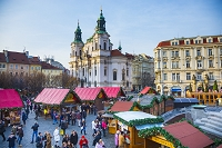 チェコ共和国 プラハ クリスマスマーケット