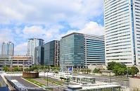 東京都 豊洲の街並み