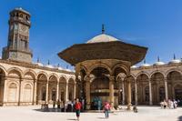 エジプト カイロ ムハンマド・アリー・モスク