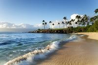 ハワイ マウイ島 カパルアビーチ