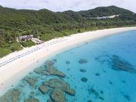 沖縄県 座間味島の古座間味ビーチ