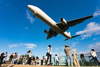大阪空港 ボーイング767-300