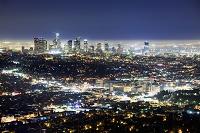 アメリカ合衆国 カリフォルニア サンフランシスコの夜景