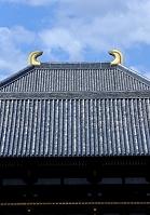 東大寺 大仏殿 鴟尾