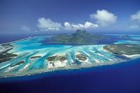 フランス領ポリネシア ボラボラ島