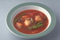 カキのトマト煮