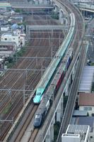 東京都 現美新幹線 東北新幹線「はやぶさ」