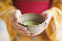 茶道 抹茶の茶碗