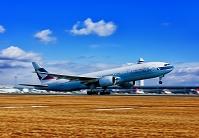 愛知県 中部国際空港 ボーイング777