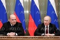 ロシア新内閣が発足