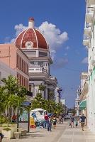 キューバ シエンフェゴス 旧行政府宮殿