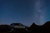 モンテネグロ 天の川と夜空