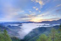 奈良県 紀伊山地の雲海