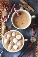 クリスマス  ホットチョコレート