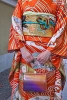 京都府 西陣織と着物
