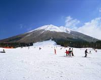 鳥取県 桝水高原スキー場