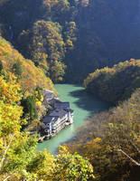 富山県 大牧温泉